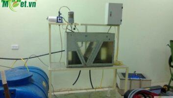 Chế tạo, cung cấp và lắp đặt các thiết bị mô hình USBF