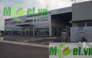 Hệ thống xử lý nước thải Công ty TNHH Toyota HiroShima Vĩnh Phúc HT
