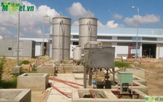 Hệ thống XLNT TT phân tích thí nghiệm và văn phòng Viện dầu khí Việt Nam tại TPHCM