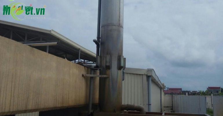 Hệ thống xử lý nước Công ty TNHH Plummy Garment Việt Nam