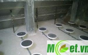 Hệ thống xử lý nước thải của công ty TNHH Plummy Garment Việt Nam tại Hưng Hà, Thái Bình