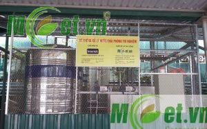 Hệ thống xử lý nước thải phòng thí nghiệm cho Công ty TNHH Intertek