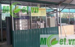 Hệ thống xử lý nước thải Phòng thí nghiệm Intertek